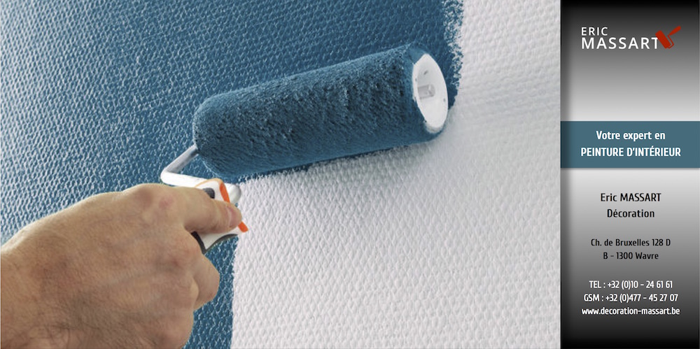 Rénovation Revêtement Fibre De Verre Papier Peint Brabant Lasnes